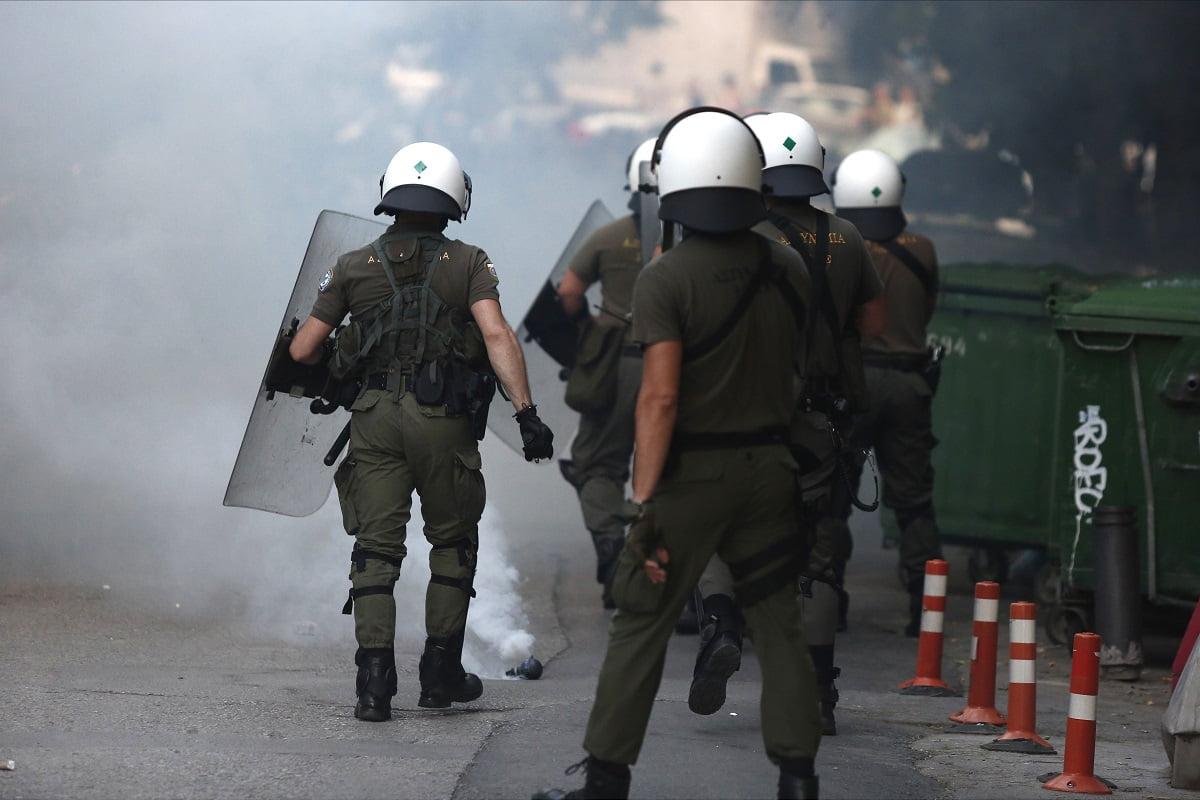 """Θεσσαλονίκη: Ταυτοποιήθηκαν εννέα οπαδοί για τα επεισόδια στο """"Παλέ"""" τον  Νοέμβριο"""