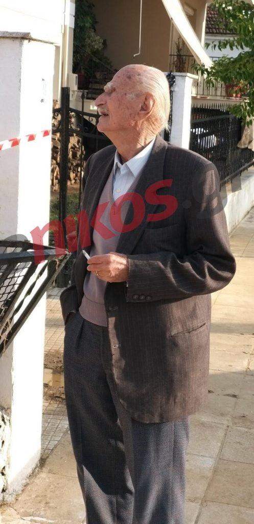 Καρδίτσα: Θλίψη για τον 90χρονο που έμεινε άστεγος – Ο χείμαρρος γκρέμισε το σπίτι του (φωτο)