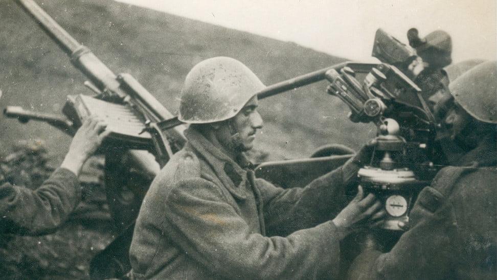 28η Οκτωβρίου: Συγκλονιστικό βίντεο και φωτογραφίες από τις πρώτες ημέρες του 1940, φωτογραφία-4