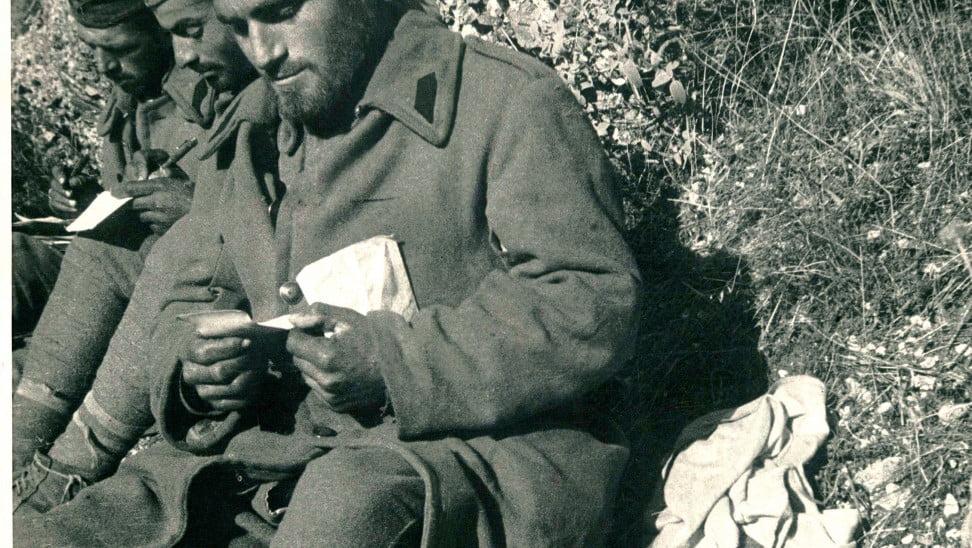 28η Οκτωβρίου: Συγκλονιστικό βίντεο και φωτογραφίες από τις πρώτες ημέρες του 1940, φωτογραφία-1