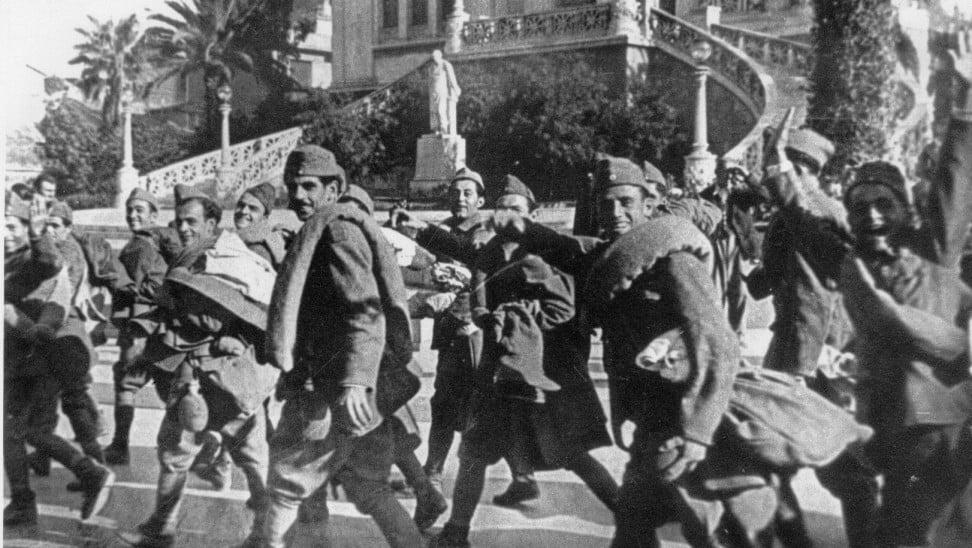 28η Οκτωβρίου: Συγκλονιστικό βίντεο και φωτογραφίες από τις πρώτες ημέρες του 1940, φωτογραφία-2