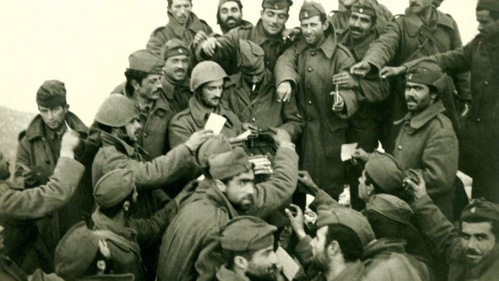 28η Οκτωβρίου: Συγκλονιστικό βίντεο και φωτογραφίες από τις πρώτες ημέρες του 1940, φωτογραφία-3