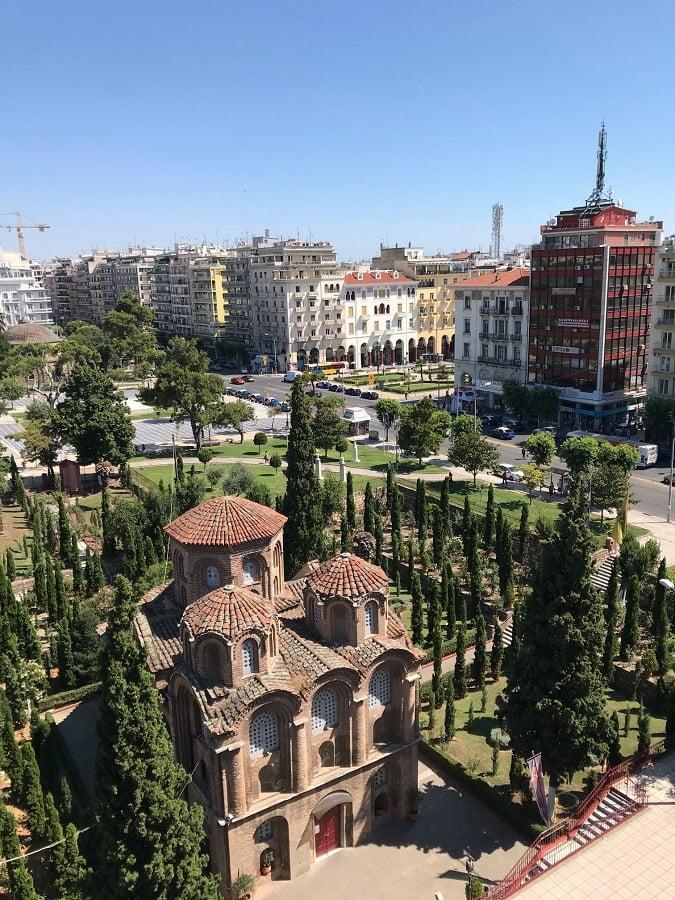 """Ζeus is Loose: Ένα μοντέρνο hostel με την πιο όμορφη θέα στην """"καρδιά"""" της Θεσσαλονίκης, φωτογραφία-9"""
