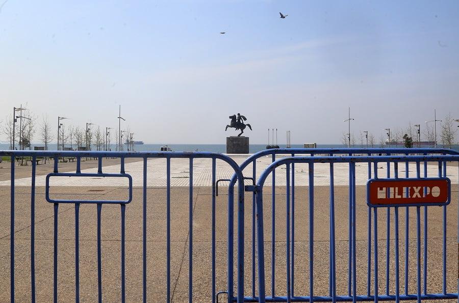 Θεσσαλονίκη 2020: Το ημερολόγιο της καραντίνας – Μια πόλη σε lockdown, φωτογραφία-3