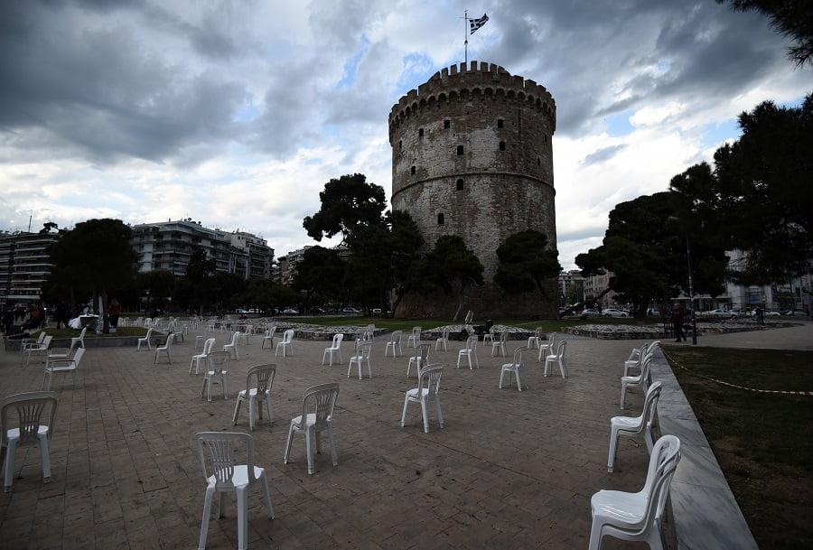 Θεσσαλονίκη 2020: Το ημερολόγιο της καραντίνας – Μια πόλη σε lockdown, φωτογραφία-6