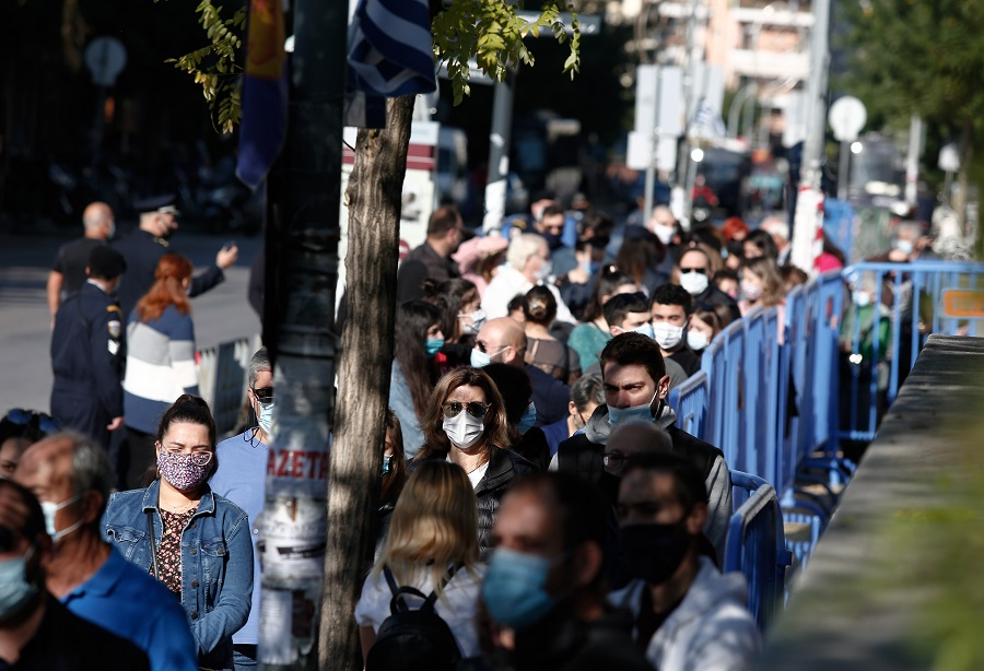 Θεσσαλονίκη 2020: Το ημερολόγιο της καραντίνας – Μια πόλη σε lockdown, φωτογραφία-24
