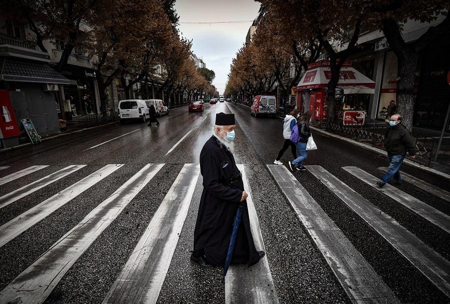 Θεσσαλονίκη 2020: Το ημερολόγιο της καραντίνας – Μια πόλη σε lockdown, φωτογραφία-26