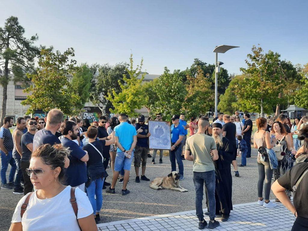 Θεσσαλονίκη 2020: Το ημερολόγιο της καραντίνας – Μια πόλη σε lockdown, φωτογραφία-20