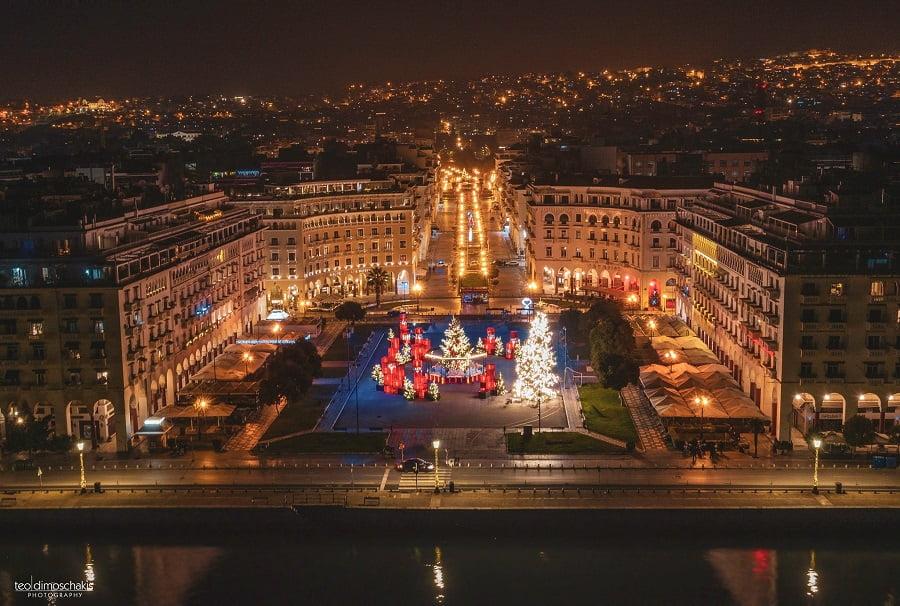 Θεσσαλονίκη 2020: Το ημερολόγιο της καραντίνας – Μια πόλη σε lockdown, φωτογραφία-35