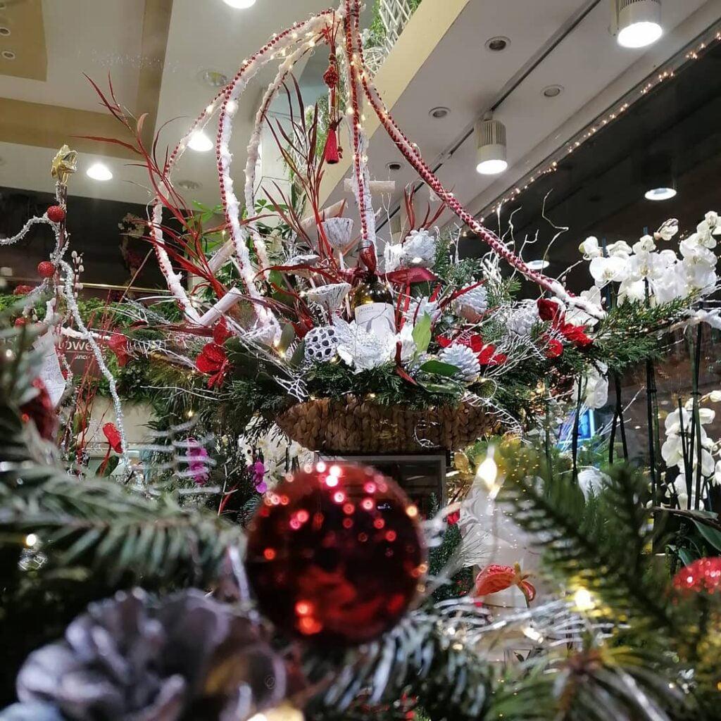 Θεσσαλονίκη: Πτώση στον τζίρο των ανθοπωλείων  – Γιορτινές παραγγελίες μέσω delivery, φωτογραφία-3