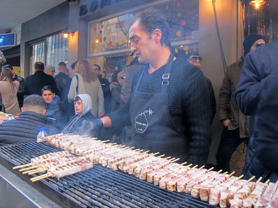 Θεσσαλονίκη: Δεν θα ανάψει φέτος η φουφού – Χωρίς ξεφαντώματα η παραμονή Χριστουγέννων, φωτογραφία-1
