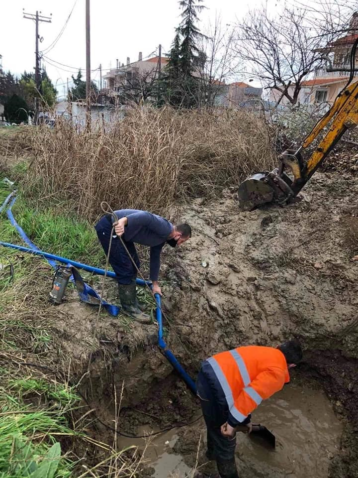 Θεσσαλονίκη: Χωρίς νερό από χθες κάτοικοι στο Ωραιόκαστρο, φωτογραφία-2