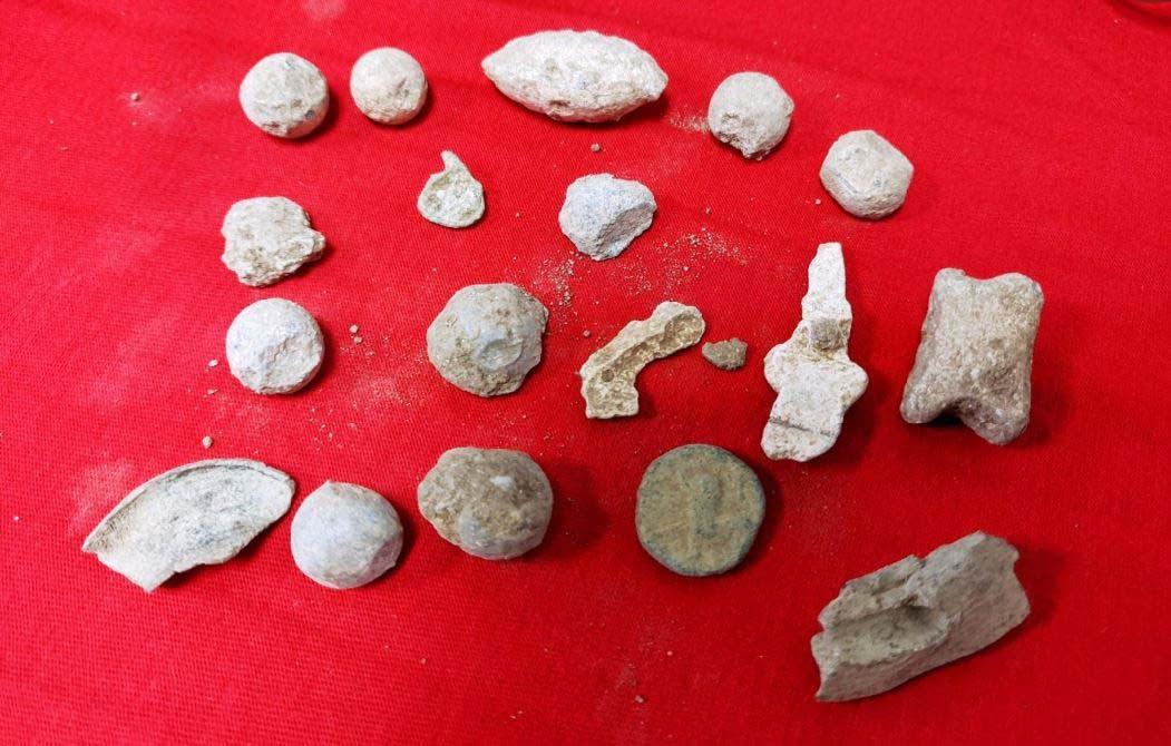 Σέρρες: Συνελήφθη 68χρονος αρχαιοκάπηλος – Έκανε παράνομες ανασκαφές στην Αμφίπολη (φωτο)