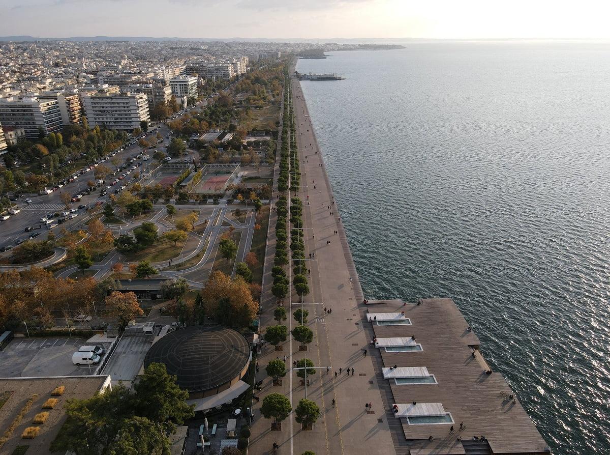 Θεσσαλονίκη: Σταθεροποιητικές τάσεις στο ιικό φορτίο των λυμάτων