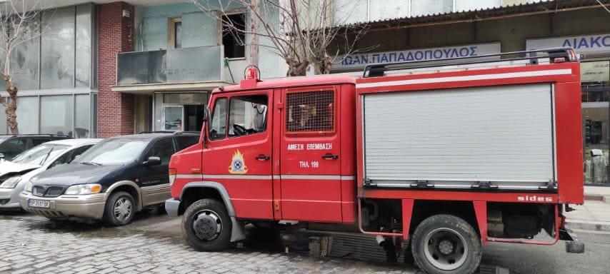 νεκροί από φωτιά σε κτίριο