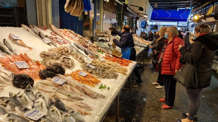 Καπάνι: Ανοιχτή Κυριακή και Καθαρά Δευτέρα η κεντρική αγορά της Θεσσαλονίκης, φωτογραφία-5