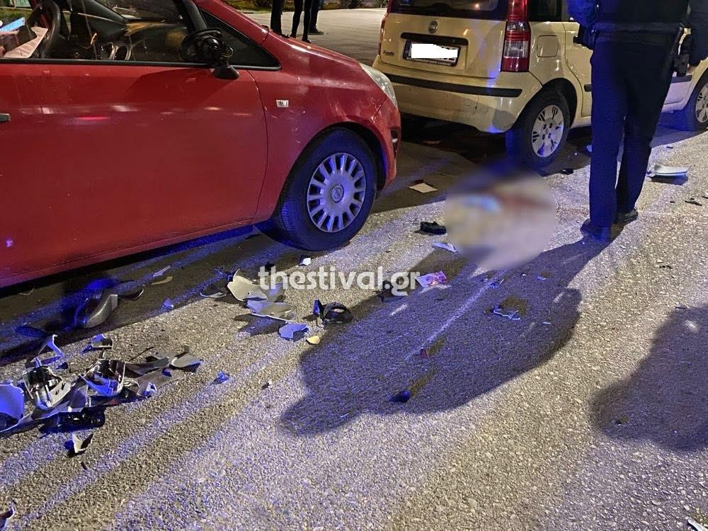 Θεσσαλονίκη: Τροχαίο ατύχημα με εγκατάλειψη στη Μεγάλου Αλεξάνδρου – Ένας τραυματίας, φωτογραφία-3