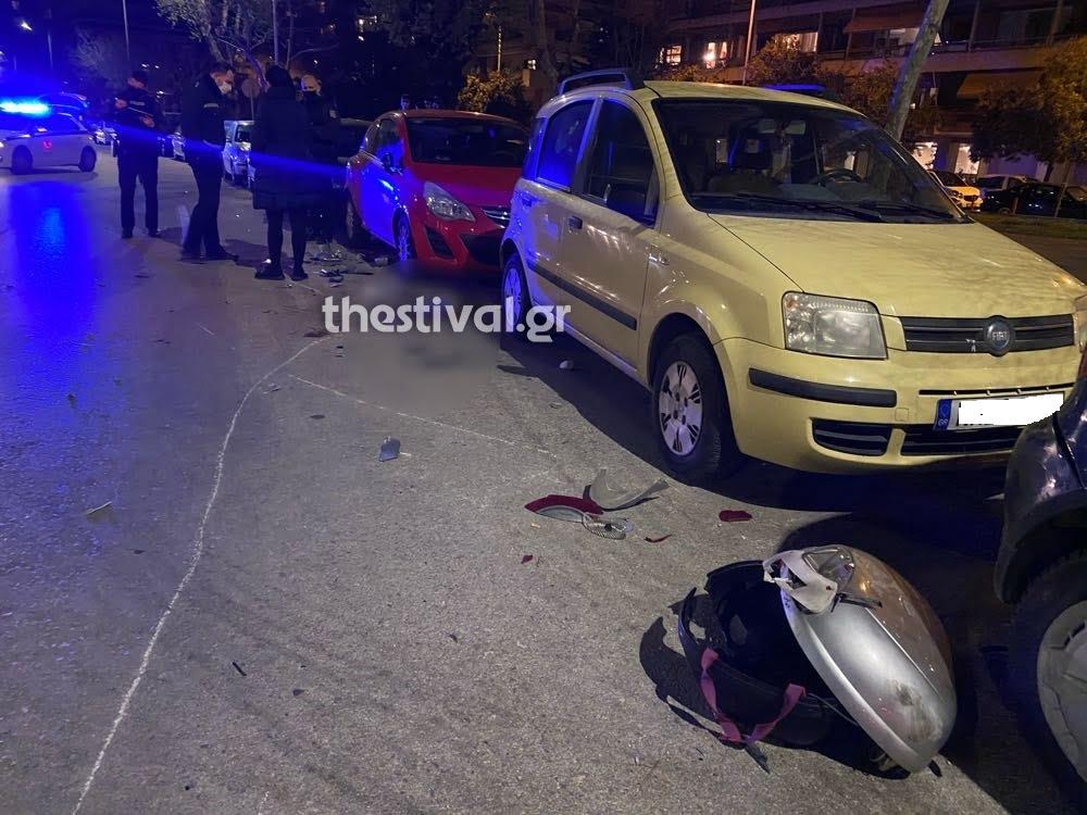 Θεσσαλονίκη: Τροχαίο ατύχημα με εγκατάλειψη στη Μεγάλου Αλεξάνδρου – Ένας τραυματίας, φωτογραφία-2