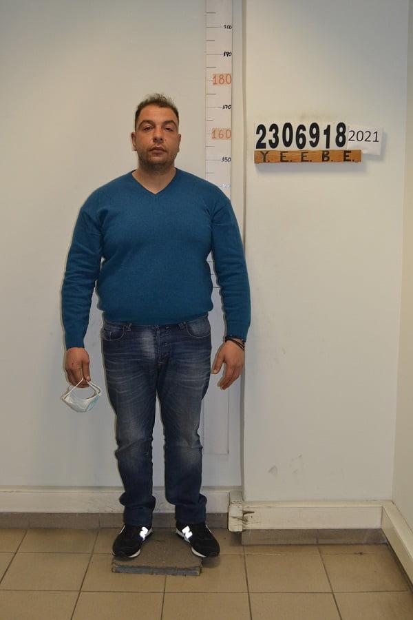 Θεσσαλονίκη: Είχε εκτίσει και ποινή για Δολοφονία-Αυτός είναι ο 38χρονος που κατηγορείται ότι βίασε τρεις γυναίκες προσποιούμενος τον αστυνομικό