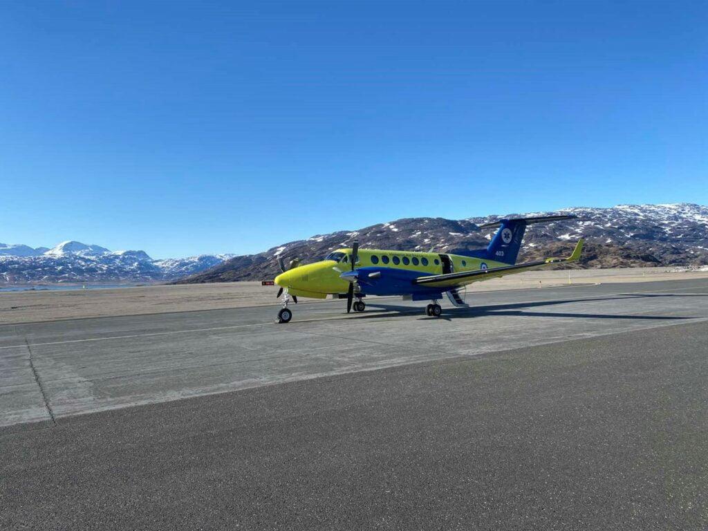 Δύο νέα αεροσκάφη για την ενίσχυση των αεροδιακομιδών του ΕΚΑΒ