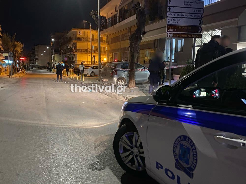 ΠΡΙΝ ΛΙΓΟ στη Θεσσαλονίκη: Πυροβολισμοί στη μέση του δρόμου (pics, video)