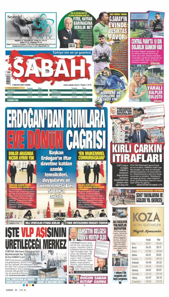 """""""Κάλεσμα"""" Ερντογάν να επιστρέψουν οι Έλληνες που """"εγκατέλειψαν"""" την Κωνσταντινούπολη, φωτογραφία-1"""