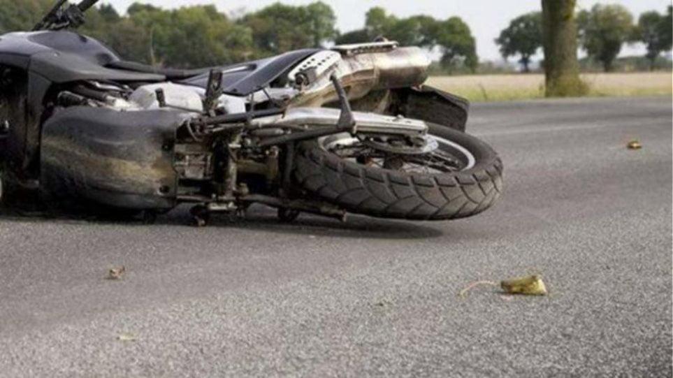 Νεκρός σε τροχαίο 52χρονος μοτοσικλετιστής