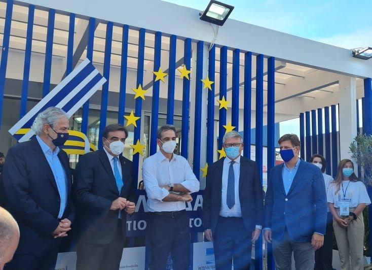 Κ. Μητσοτάκης: Τέλος του 2023 το μέτρο Θεσσαλονίκης θα είναι έτοιμο – H βόλτα στα περίπτερα της ΔΕΘ, φωτογραφία-5