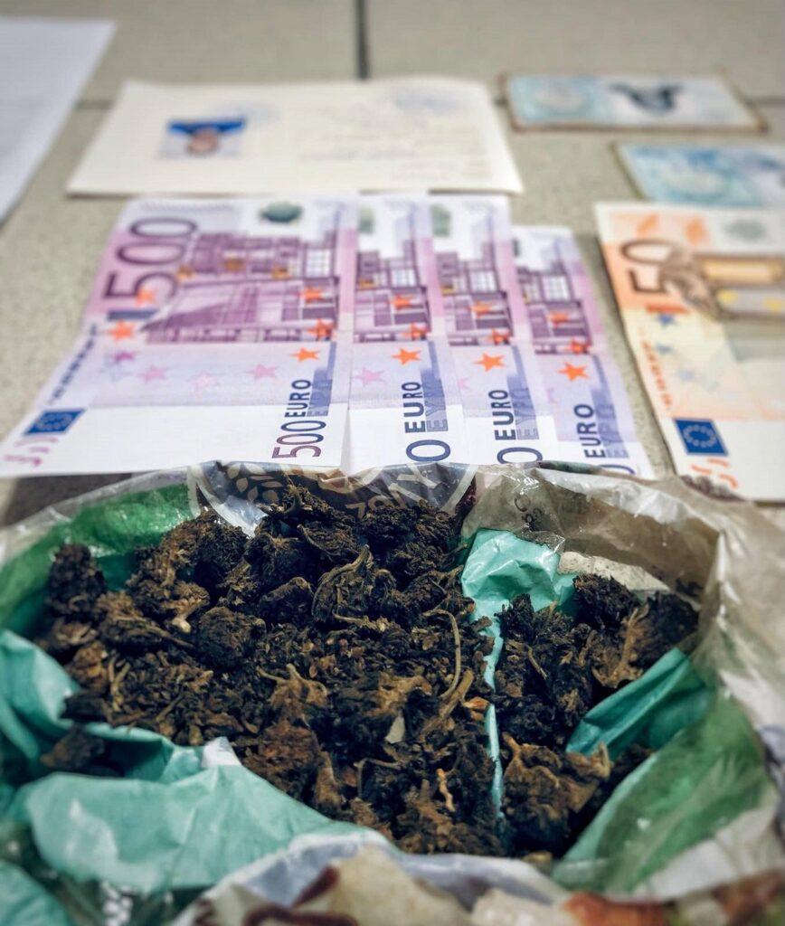 Θεσσαλονίκη: Συνελήφθη στη Νεάπολη διεθνώς διωκόμενος – Αναζητούταν για διακίνηση ναρκωτικών, φωτογραφία-1